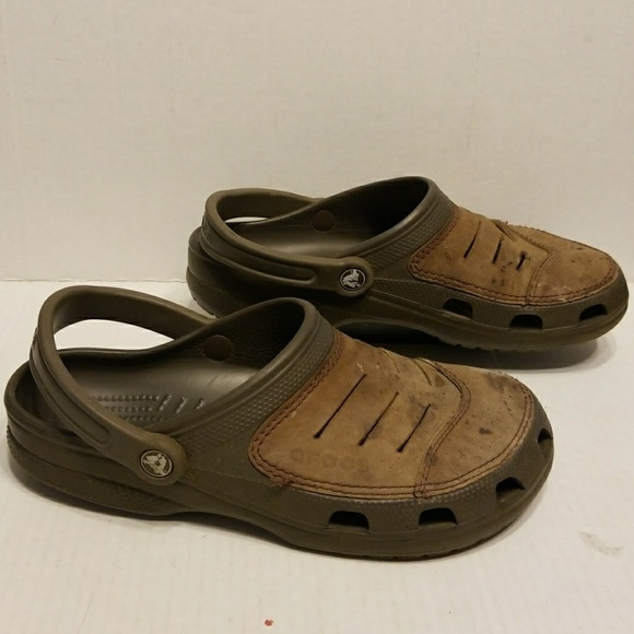 4bb027b83a71 CROCS Other - Crocs slides men s shoes size 8